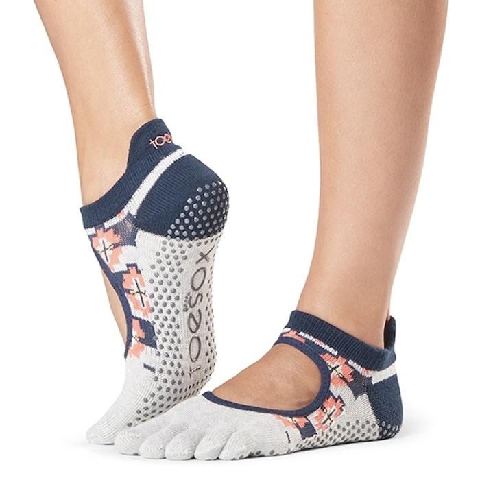 Yogastrumpor Fulltoe Bellarina Grip Yonder - Toesox