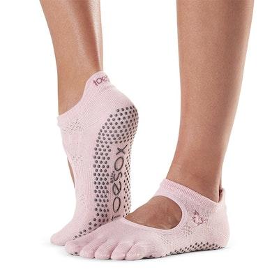 Yogastrumpor Fulltoe Bellarina Grip Allure - Toesox