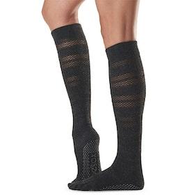 Yogastrumpor Fulltoe Scrunch Knee Grip Merci - ToeSox
