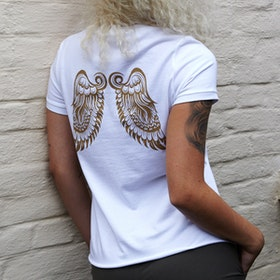Tröja Wings of Love - Santa Ni