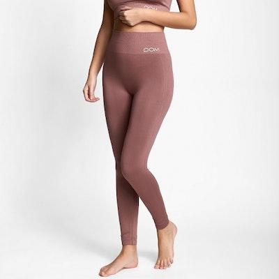 Yogaleggings Seamless CORA Rose - DOM