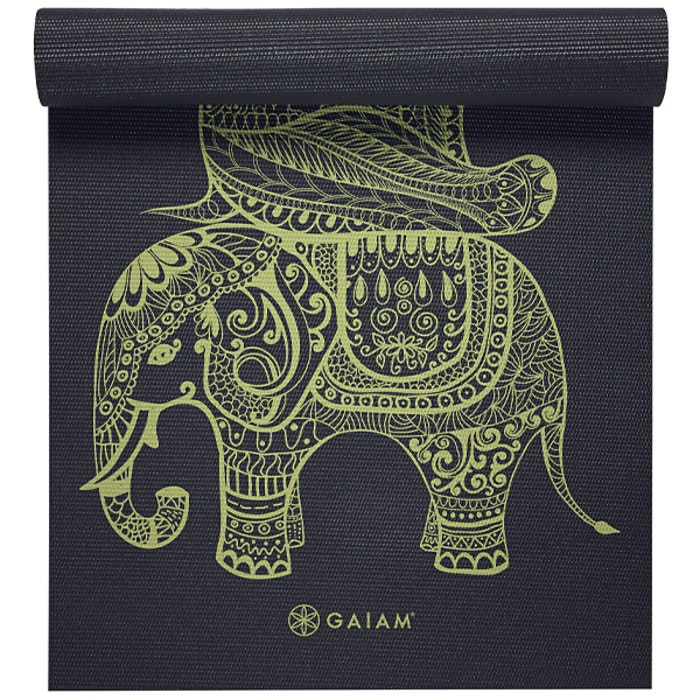 Yogamatta 6mm Tribal Wisdom - Gaiam