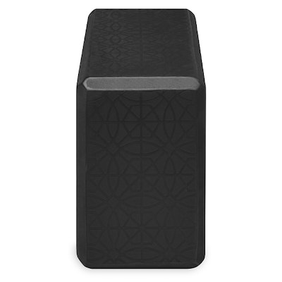 Yogablock Embossed Black - Gaiam