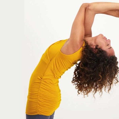 Yogalinne Good Karma Gold - Urban Goddess