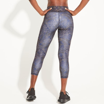 Yogaleggings Serena Bondi Pocket 7/8 - Dharma Bums