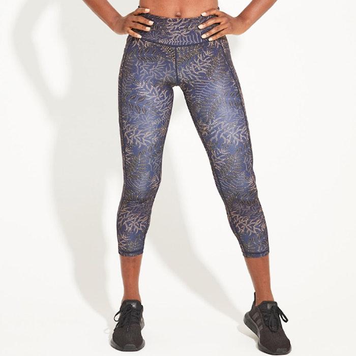 Yogaleggings Serena Bondi Pocket 7/8 - Dharma Bums