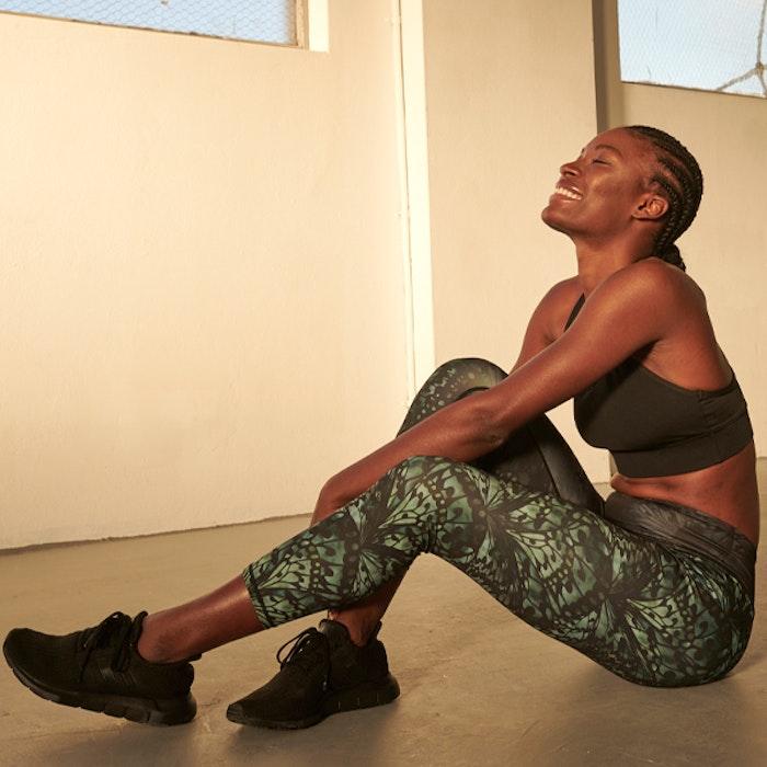 Yogaleggings Love Sick High Waist 7/8 - Dharma Bums
