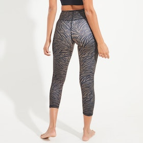Yogaleggings Outlaw High Waist 7/8 - Dharma Bums