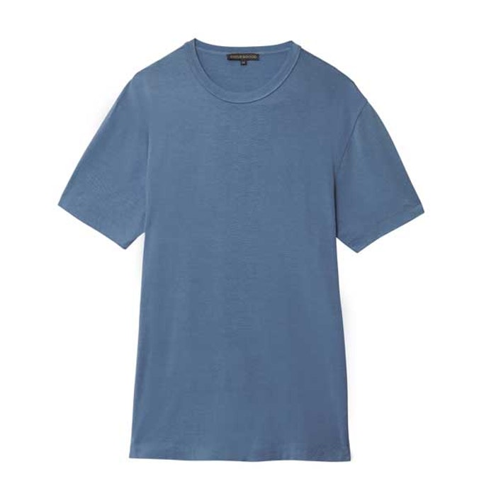 T-shirt Bob Steelblue - Movesgood