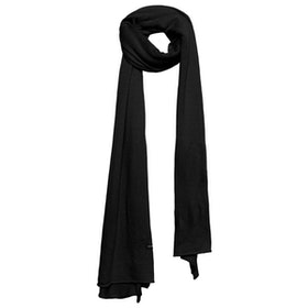 Sjal Mirja Big & Soft Black - Movesgood