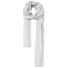 Sjal Mirja Big & Soft Light Grey - Movesgood