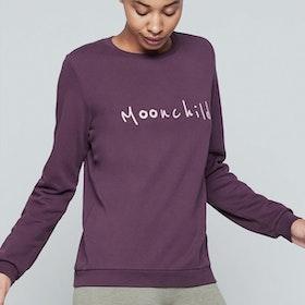 Yogatröja MY Organic Sweatshirt Fig & Rose - Moonchild Yoga Wear