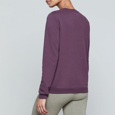 Yogatröja MY Organic Sweatshirt Fig & Rose - Moonchild Yoga Wear
