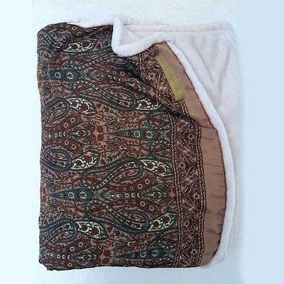 Yogafilt Sari/silke Jordnära - E-swiss