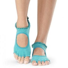 Yogastrumpor Halftoe Bella Grip Sea Lace - ToeSox
