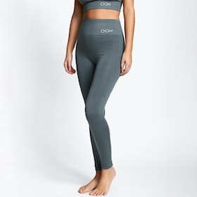 Yogaleggings Seamless CORA Ash Grey - DOM