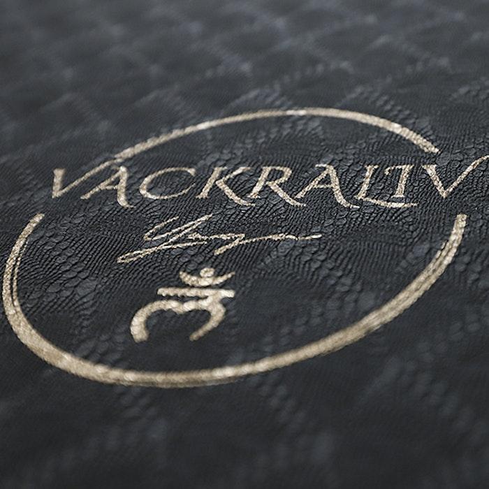 Yogamatta All-round Golden 183x61 cm 6 mm - Vackraliv Yoga