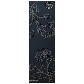 Yogamatta Magnolia 178x61 cm 4 mm + Yogaväska - Vackraliv