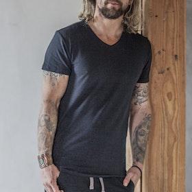 T-shirt Moksha Urban Black - Renegade Guru