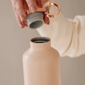 Vattenflaska Classy Thermo Pink Blush - Equa