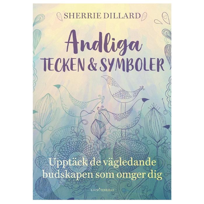 "Bok ""Andliga Tecken & Symboler"" - Sherrie Dillard"