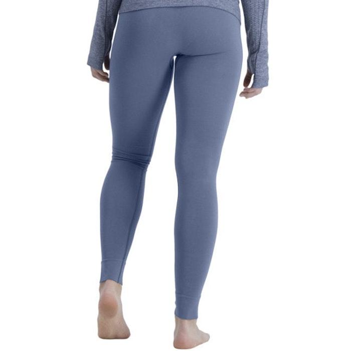 Yogaleggings Bandha Bamboo Cloudy Blue - Run & Relax