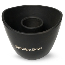 "Smudge Skål ""Smudge Bowl"" Black"