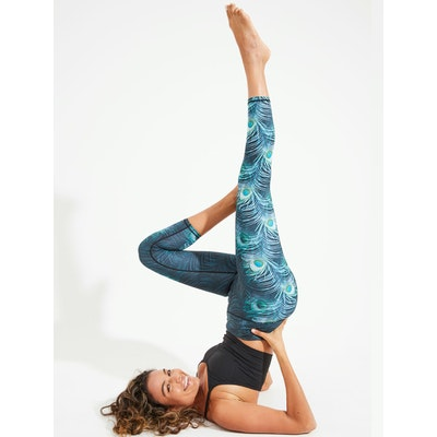 Yogaleggings Fortune High Waist 7/8 - Dharma Bums
