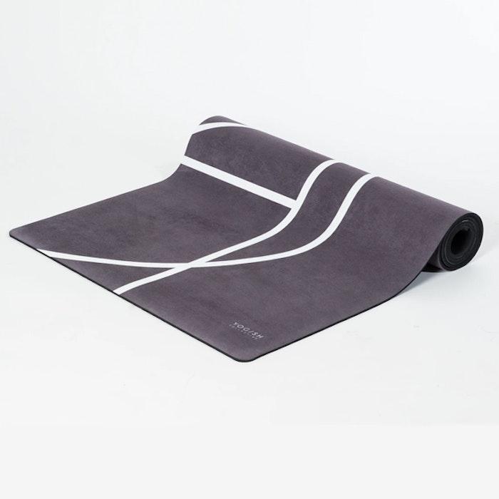 "Yogamatta Luxe ""Plum"" - Yogish Collective"