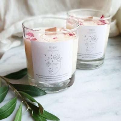 Kristalljus Pepparmint & Lavendel - Paz by Julia