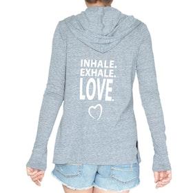 "Kofta""Inhale Exhale Love"" - SuperLove Tees"