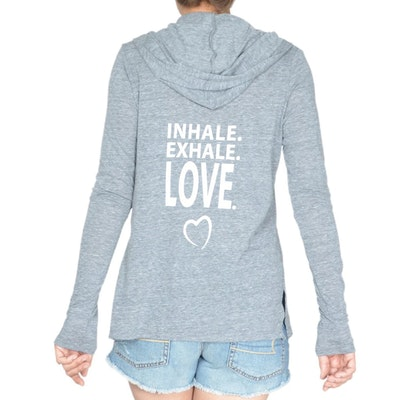 "Kofta""Inhale Exhale Love"" - SuperLove Tees"