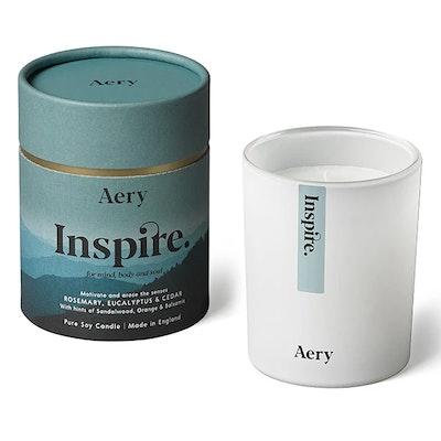 "Doftljus aromterapi ""Inspire"" - Aery Living"