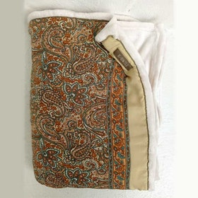 Yogafilt Sari/silke Golden earth - E-swiss