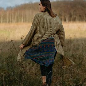 Kimono Morning Glory Long Pocket Nr 115 - Sissel Edelbo