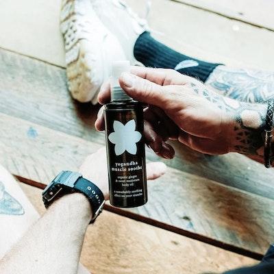 Kroppsolja Muscle Soothe - Yogandha Oils