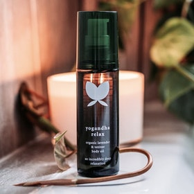 Kroppsolja Relax - Yogandha Oils