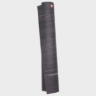 Yogamatta SuperLite Travelmat Black Amethyst Marbled - Manduka