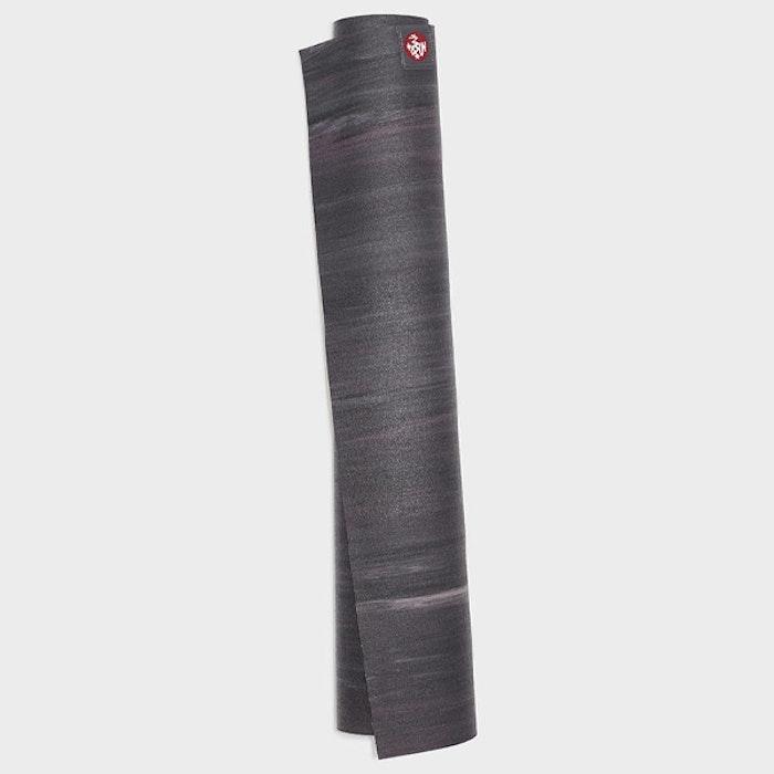 Yogamatta SuperLite Travelmat Black Amethyst Marbled - Manduka