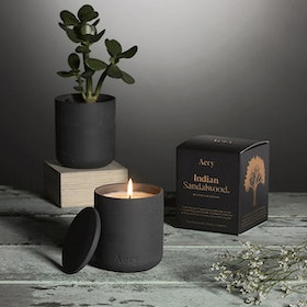 "Doftljus aromterapi ""Indian Sandalwood"" - Aery Living"