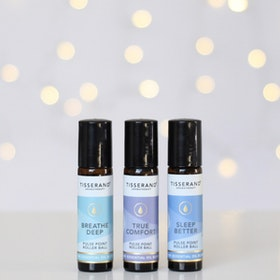 "Yogaoljor Roller ""The Little Box of Sleep"" 3-pack - Tisserand Aromatherapy"