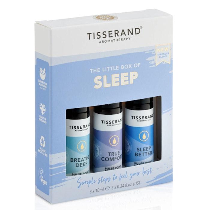 "Yogaoljor Roller ""The Little Box of Sleep"" 3-pack - Tisserand Aromatherapy"