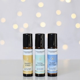 """Yogaoljor Roller """"The Little box of Wellbeing"""" - Tisserand Aromatherapy"""