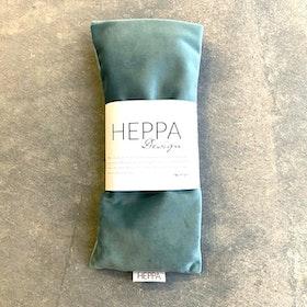 Ögonkudde Isblå sammet - Heppa Design