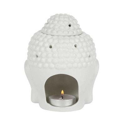 Aromalampa Buddha vit - Yogia