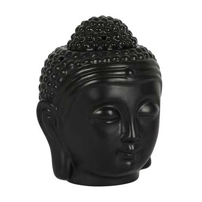 Aromalampa Buddha svart - Yogia