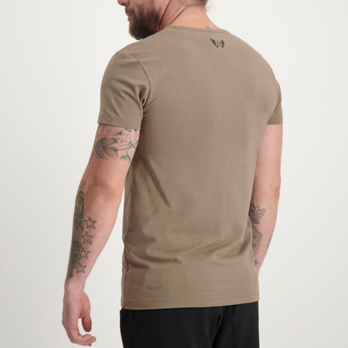 T-shirt Moksha Inca Cacao - Renegade Guru