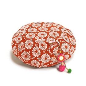 "Meditationskudde Chattra Zafu ""Pomgranate"" - Chattra"