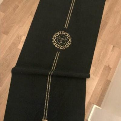 Yogamatta Towel Mat Mandala 1mm - Vackraliv Yoga