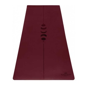 Yogamatta Stay Grounded Plum - Moonchild Yogawear